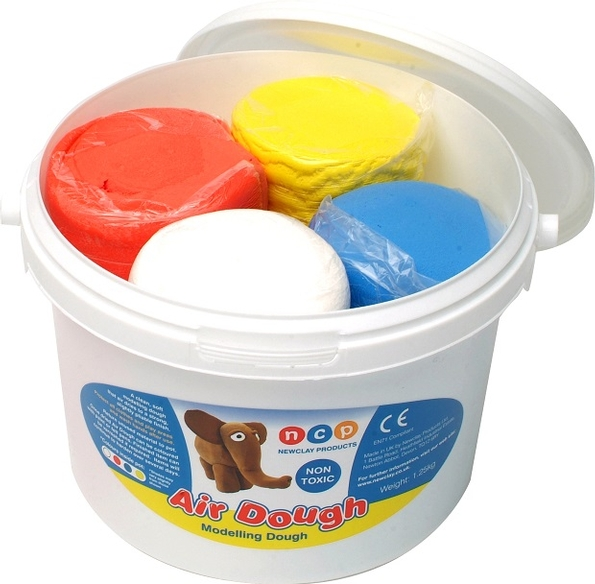 Newclay's Air Dough has a multitude of uses