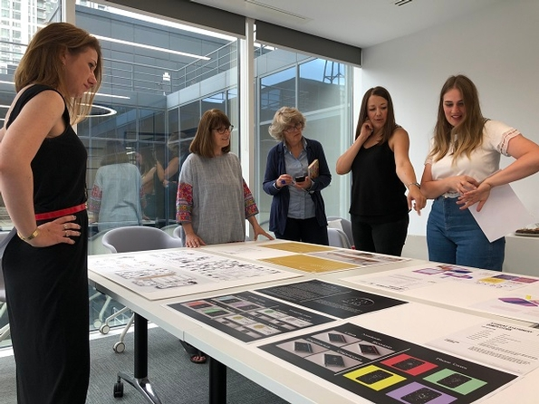 Winners announced for student stationery design competition