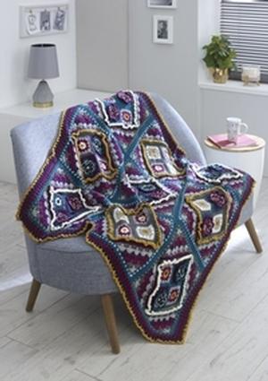 King Cole launches 'crochet-along' concept