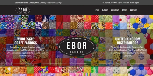 Ebor Fabrics changes its name to Littondale