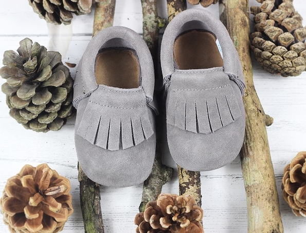 Dotty Fish launches new children's moccasins
