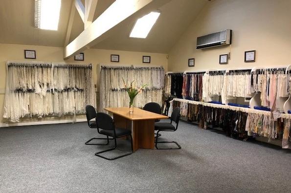 Bridal Fabrics announces new showroom
