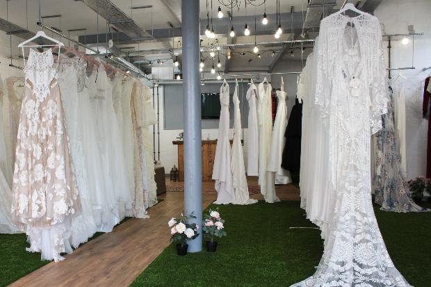 New Norfolk bridal boutique