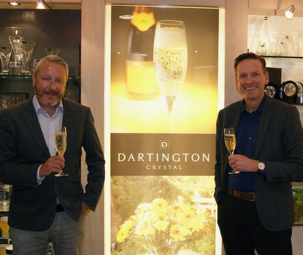 New chapter for Dartington Crystal