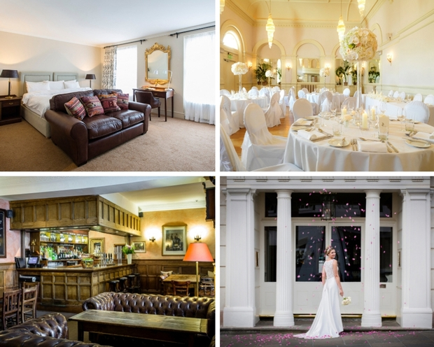 Editor Melissa Barker reviews the luxurious Angel Hotel in Abergavenny
