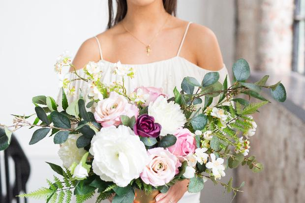 We talk to Dani Bolser of Yorkshire's Deluxe Blooms about faux flowers...