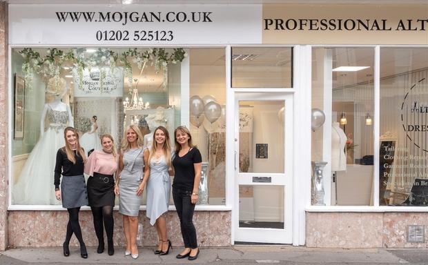 New home for Dorset bridal boutique