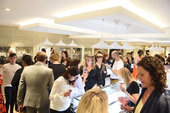 National Association of Jewellers sponsors London Fashion Week Showroom
