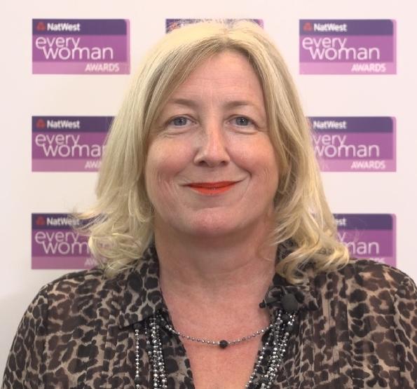 Angle's Face founder Keely Deininger scoops NatWest everywomen award