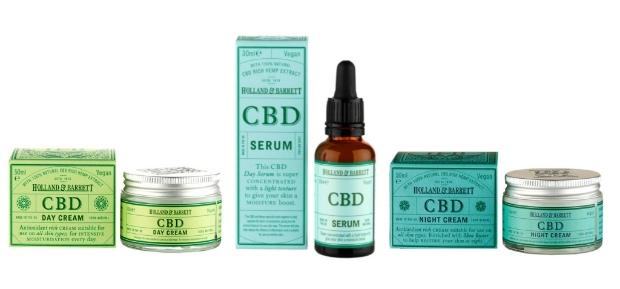 CBD skincare... Your secret beauty weapon