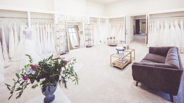 New Norfolk bridal showroom