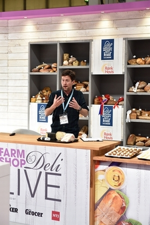 Farm Shop & Deli Show highlights healthy and natural products