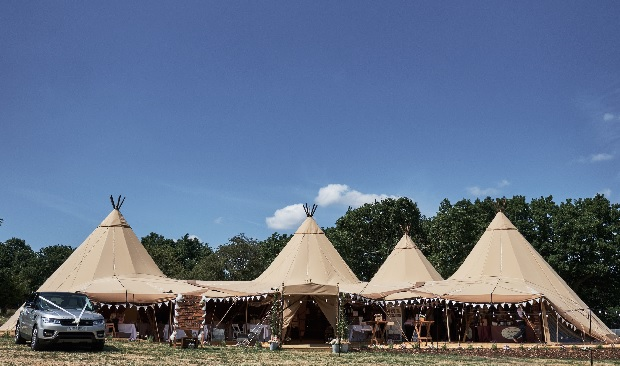 Tents, Tipis and the great outdoors