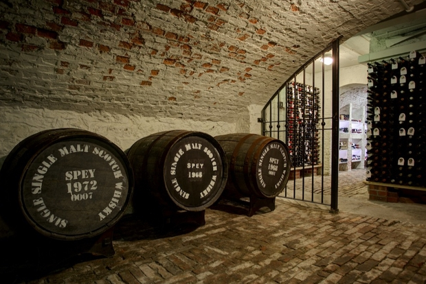 Spirit Dad off on a whisky-tasting break this Father's Day at Durham's Seaham Hall