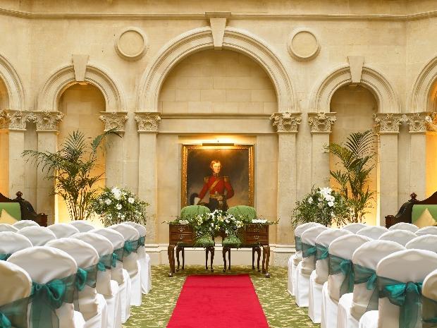 The Bristol Marriott Royal Hotel wedding venue completes its transformation