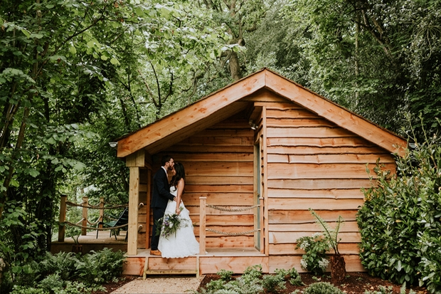 Millbridge Court has opened a private bridal suite called The Hideaway