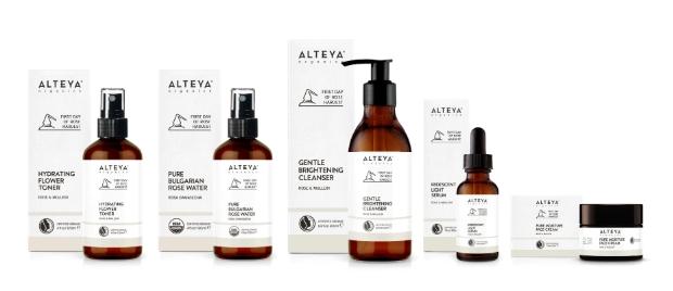 Alteya Organics new launch