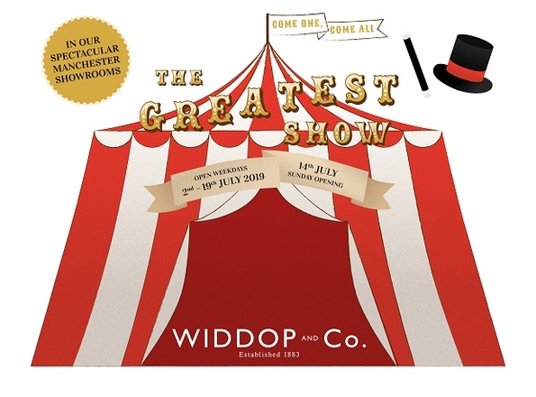 The Greatest Show with WIDDOP and Co.