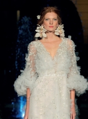 Valmont Barcelona bridal fashion week surpasses its own records