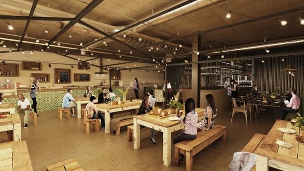 Macknade's plans for new Ashford food & drink hub
