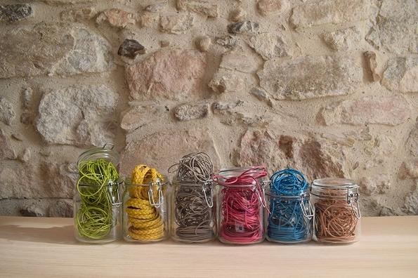 Eugenio Gabarró supplies beautiful leather cords