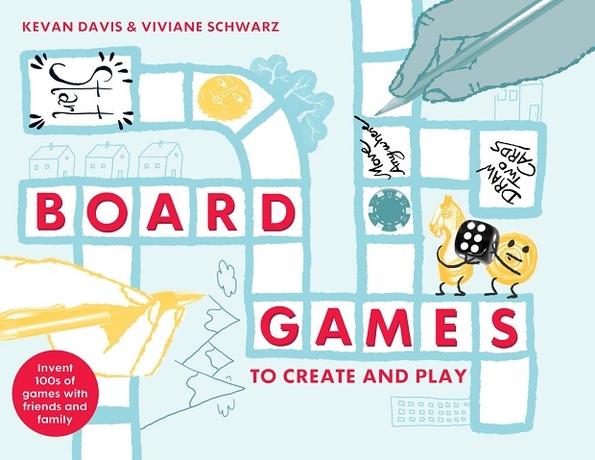 The all-in-one creative board game kit