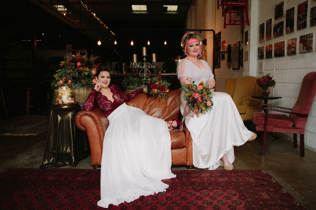 Oxford rock: celebrate alternative wedding style in our styled shoot extra