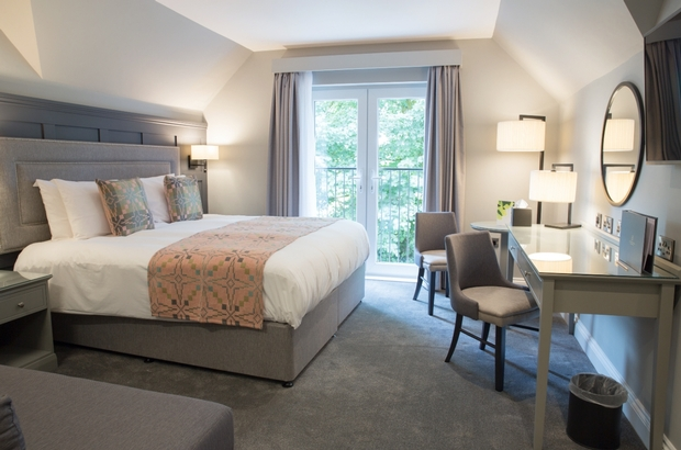 Llechwen Hall Hotel recently expanded