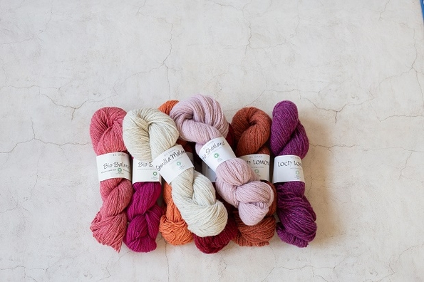 Selected Yarns to exhibit at CHSI Stitches