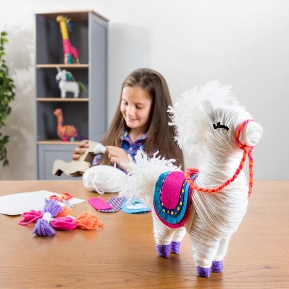 Made It kits encourage creativity in children
