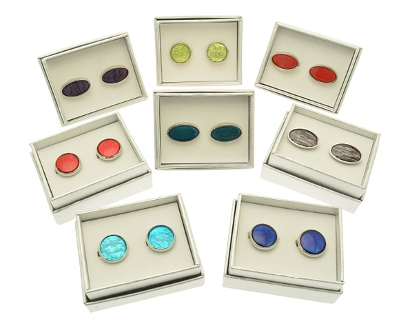 Miss Milly launches new cufflink range