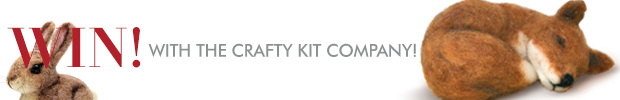 WIN with The Crafty Kit Company!