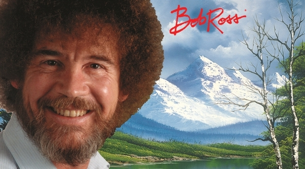 Rocket Licensing signs '80s icon Bob Ross