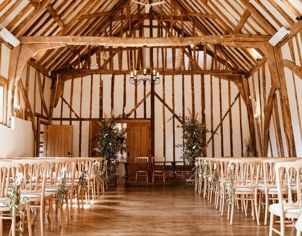 Suffolk coastal wedding hotspot