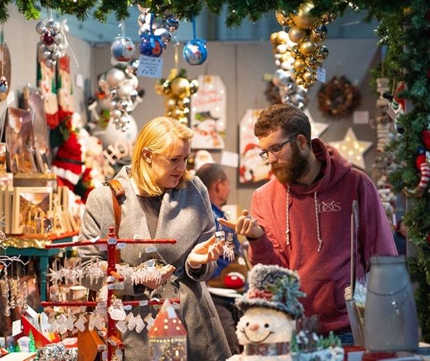 Hale Events postpones 2020 Exeter Westpoint Christmas Shopping Fayre