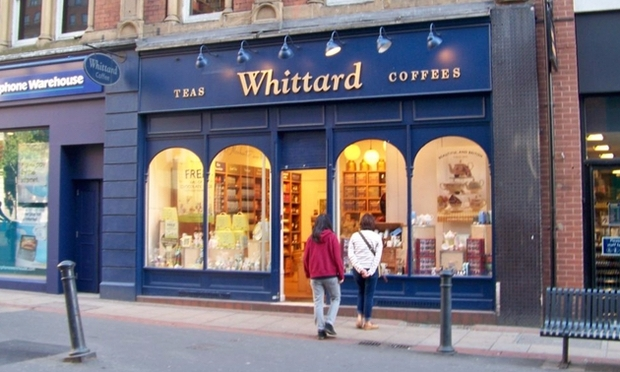 Whittard of Chelsea launches new corporate gifting proposition in time for Christmas