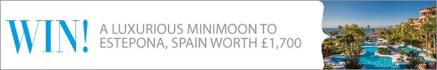 Win! A luxurious minimoon to Estepona, Spain worth £1,700