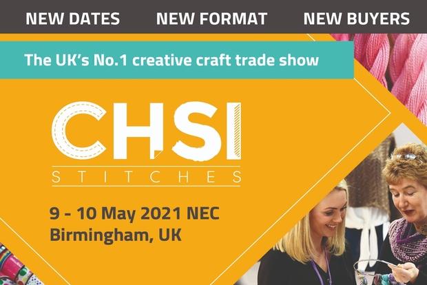 CHSI Stitches: new dates, new format, new buyers club