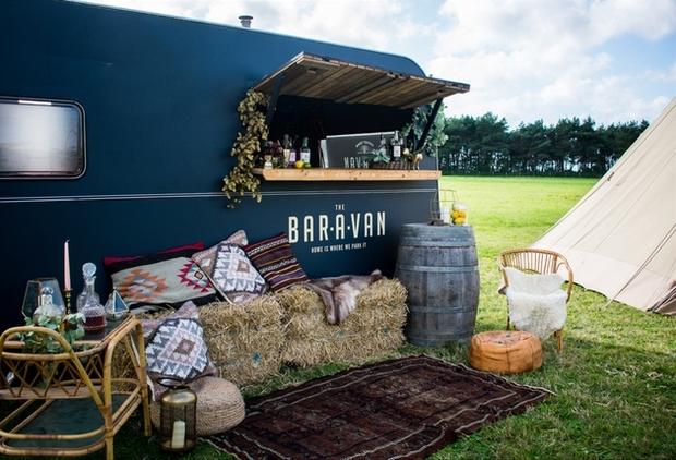 Yorkshire's Totem Tipi announces new mobile bar