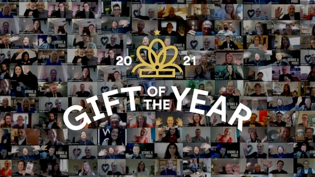 Gift of the Year Award Ceremony announced