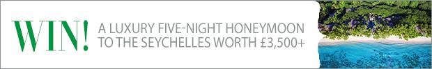 Win! A five night luxury honeymoon to The Seychelles