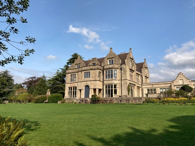 In with the new at Old Down Estate wedding venue