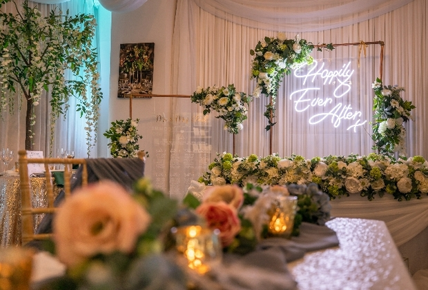 Discover a wedding wonderland at Chic Weddings' showrooms