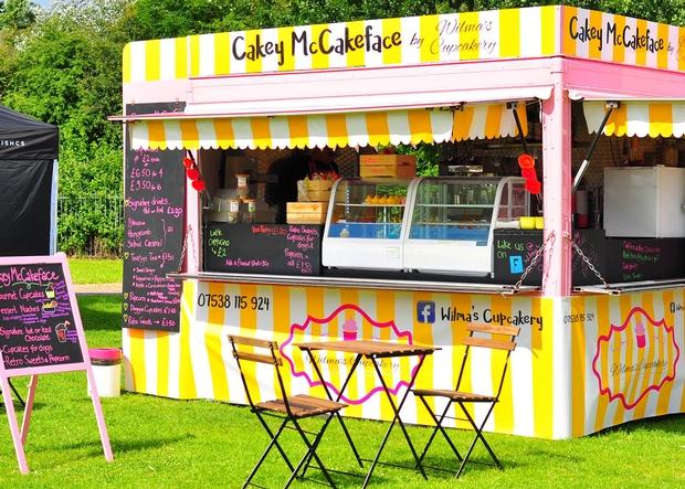 Essex-based cupcakery launch a brand new dessert trailer
