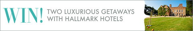 WIN! Two luxurious getaways with Hallmark Hotels
