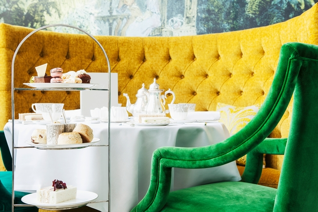 The Grand Brighton shortlisted for Afternoon Tea of the Year in VisitEngland's Awards for Excellence