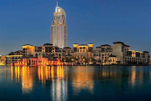 Downtime in Dubai