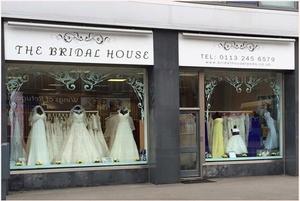 May sale at Bridal House Leeds