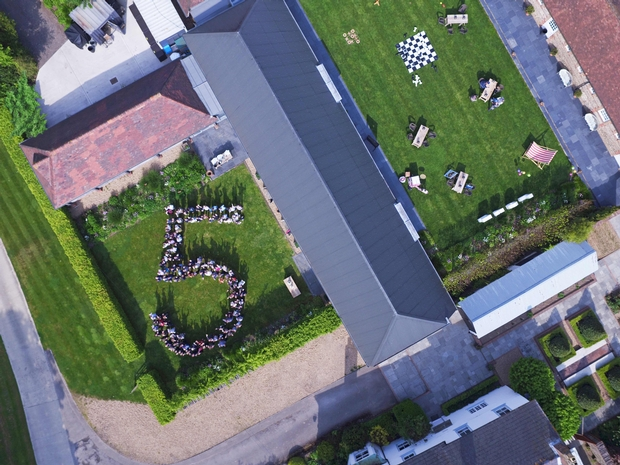 Chichester-based Southend Barns celebrates five years of love and marriage