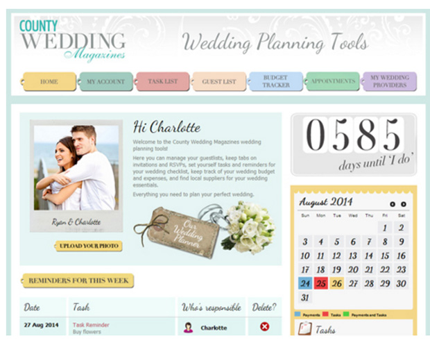 Plan your wedding with ease!